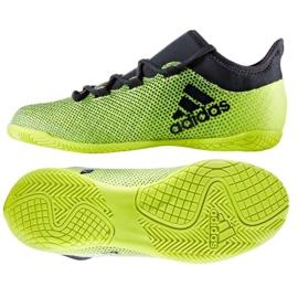Adidas X Tango 17.3 In Jr CG3723 chaussures d'intérieur
