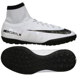 Chaussures de football Nike MercurialX Victory Vi blanc