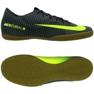 Chaussures d'intérieur Nike MercurialX Victory VI CR7 IC M 852526-376 noir