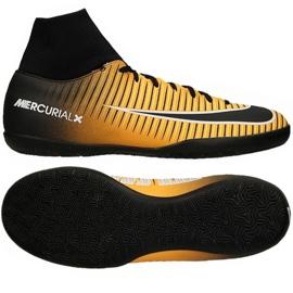 Chaussures d'intérieur Nike MercurialX Victory 6 DF IC M 903613-801 noir