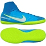 Chaussures d'intérieur Nike Mercurial Victory 6 Df Njr Ic 921515-400 bleu bleu