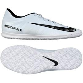 Chaussures d'intérieur Nike MercurialX Vortex III CR7 IC M 852533-401 blanc