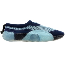Chaussures de plage en néoprène Aqua-Speed Jr bleu
