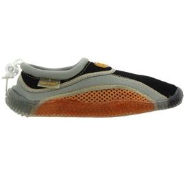 Aqua-Speed Jr. chaussures de plage en néoprène marron