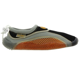 Aqua-Speed Jr. chaussures de plage en néoprène marron [ 'multicolor']