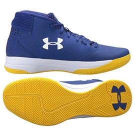 Chaussures de basket Under Armour Jet Mid M 3020224-500