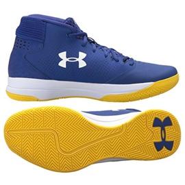 Chaussures de basket Under Armour Jet Mid M 3020224-500
