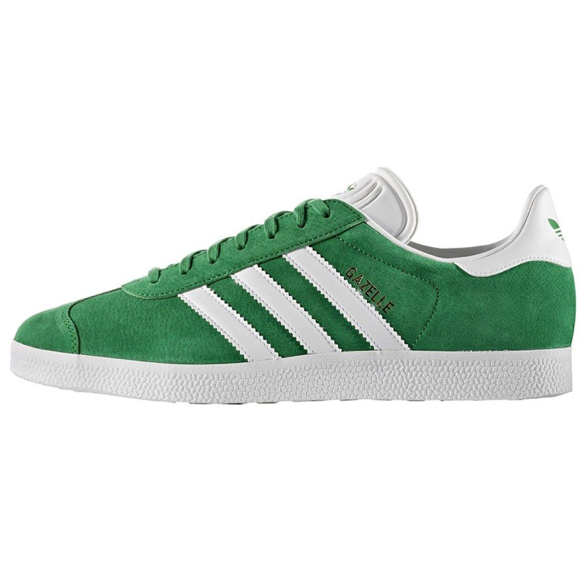 Baskets gazelles vert pour homme | Achetez sur eBay