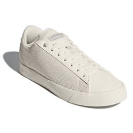 Blanc Adidas Sport a inspiré les chaussures Cloudfoam Daily Qt Clean de DB1738