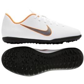 Nike Mercurial VaporX 12 chaussures de football de club Tf Gs Jr AH7355-107