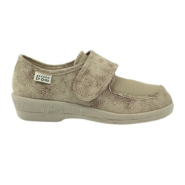 Brun Chaussures santé femme Befado 984D013