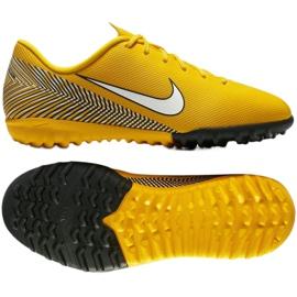 Chaussures de football Nike Mercurial Vapor 12 Academy Neymar Tf Jr AO9476-710