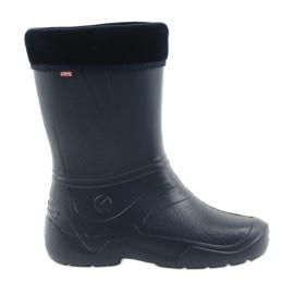 Befado chaussures pour enfants kalosz- grenat 162Q103 marine