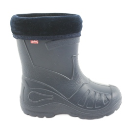 Befado chaussures pour enfants galosh-grenat 162X103 marine