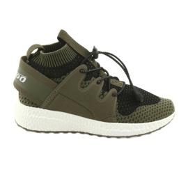 Gris Befado chaussures pour enfants jusqu'à 23 cm 516X028