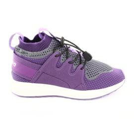 Pourpre Befado chaussures pour enfants jusqu'à 23 cm 516X031