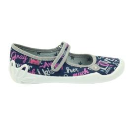 Befado enfants chaussures ballerines pantoufles 114y311