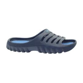 American Club marine Pantoufles américaines chaussures de piscine pour enfants