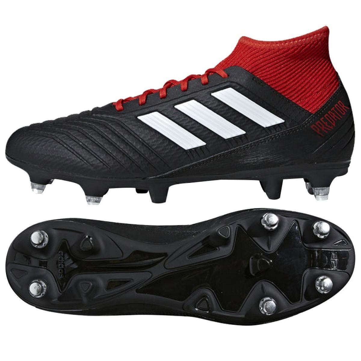 adidas Predator 18.3 SG Sports et Loisirs Homme Chaussures