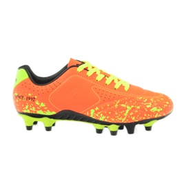 American Club American ADI sports stoppers chaussures pour enfants orange