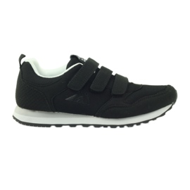 American Club Chaussures de sport américaines ADI pour femmes 1754 noir