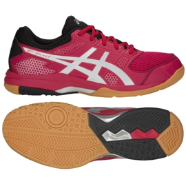 Chaussures de volleyball Asics Gel Rocket 8 M B706Y-600