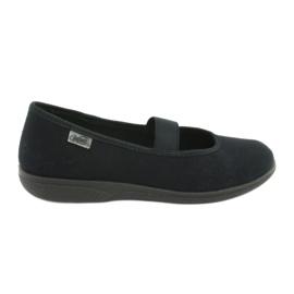 Befado chaussure de jeunesse pvc 412Q002 noir