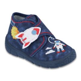 Marine Befado chaussures pour enfants 529P057