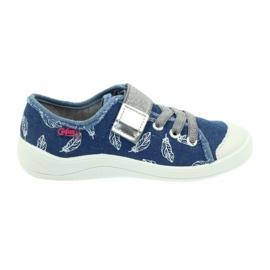 Bleu Befado chaussures pour enfants 251Y111