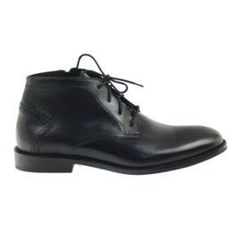 Bottes bottes d'hiver Badura 4663 noir
