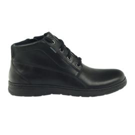 Bottes bottes d'hiver Badura 4655 noir