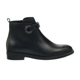 Edeo bottes noir 3243