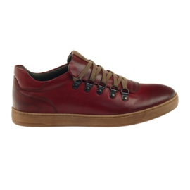 Pilpol PC051 chaussures rouges