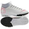 Chaussure de football Nike Mercurial SuperflyX 6 gris