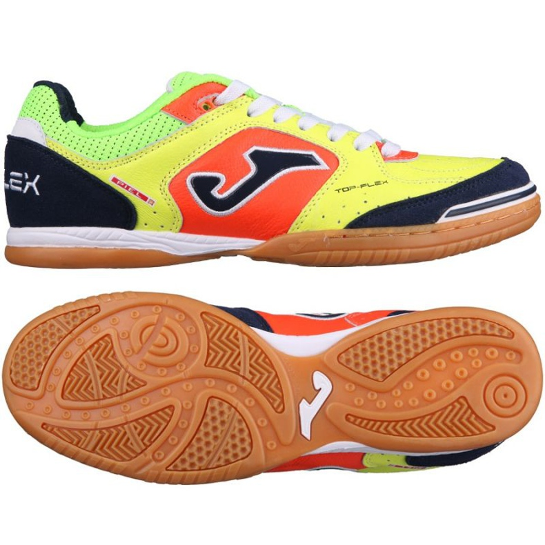 Chaussures d'intérieur Joma Top Flex IN M TOPW.816.IN multicolore