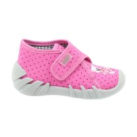 Rose Befado chaussures pour enfants 112P185
