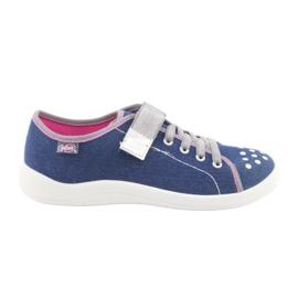 Bleu Befado chaussures pour enfants 251Q109