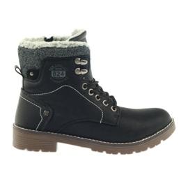 Chaussures collées noires DK2025