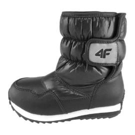 Chaussures d'hiver 4f Jr HJZ18-JOBDW001 noir
