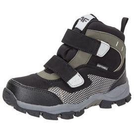 Chaussures d'hiver 4f Jr HJZ18-JOBMW002 noir