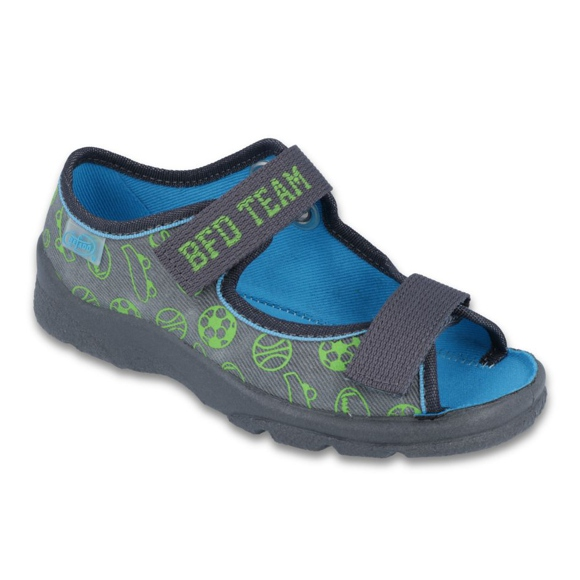 Befado chaussures pour enfants 969X125