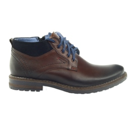 Chaussures homme noires Nikopol 686