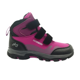 Mttrek Bottines Velcro MT TREK 011 fuchsia