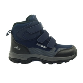 Mttrek Bottines Velcro MT TREK 012 marine