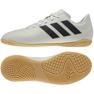 Chaussures d'intérieur Adidas Nemeziz Tango 18.4 blanc