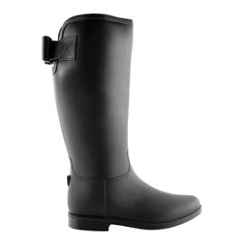 Bottes pour dames noir D58 Black