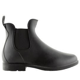 Bottes Wellington noir D67 Noir