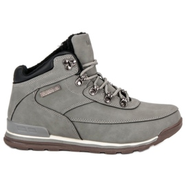 Chaussures Femme Isolées MCKEYLOR gris