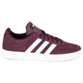 Adidas Vl Court 2.0 B43809 rouge