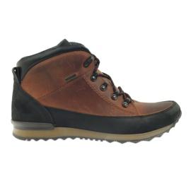 Chaussures de trekking hommes 8 fois rouges Riko